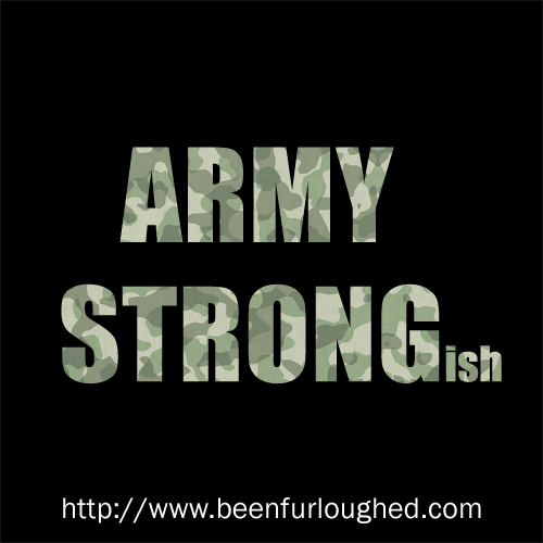 Army Strongish